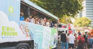 Strom ist bunt – sparstrom.de und RTL II tanzen erneut gemeinsam auf dem Kölner CSD für Vielfalt und Gleichberechtigung