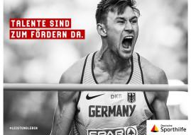 #leistungleben – Sporthilfe-Markenkampagne mit Zehnkämpfer Niklas Kaul (FOTO)