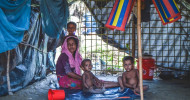 """2. Jahrestag Vertreibung Rohingya: Die Bürger von Nirgendwo / Bündnisorganisationen von """"Aktion Deutschland Hilft"""" weiter gemeinsam im Einsatz für Geflüchtete in Myanmar und Bangladesch (FOTO)"""