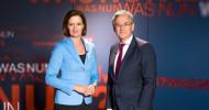 """""""Was nun, Herr Seehofer?"""" im ZDF / Fragen an Bundesinnenminister Horst Seehofer von Peter Frey und Bettina Schausten (FOTO)"""