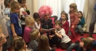 Herzenswunsch erfüllt: Olivia Jones macht Schule (FOTO)