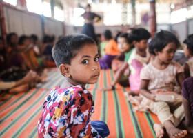 Tag der Menschenrechte (10.12): Alle acht Minuten kommt ein staatenloses Kind zur Welt / SOS-Kinderdörfer fordern Zugehörigkeit für alle Minderjährigen (FOTO)