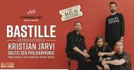 Channel Aid-Konzert mit Bastille live im Kino gucken / Charity-Konzert mit Bastille und Baltic Sea Philharmonic wird live aus der Elbphilharmonie in der ASTOR Filmlounge am 4. Januar 2020übertragen (FOTO)