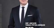 """ORF-Anchor Tobias Pötzelsberger ist """"Journalist des Jahres"""" in Österreich (FOTO)"""