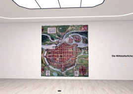 """ZDFkultur stellt in der """"Digitalen Kunsthalle"""" eine mittelalterliche Innovation mit internationaler Wirkung vor – das Magdeburger Recht (FOTO)"""
