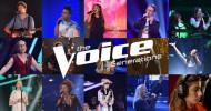"""""""Niemals Alleine"""". 14 """"The Voice""""-Sieger singen gemeinsam einen Charity-Song für """"Die Arche"""" (FOTO)"""