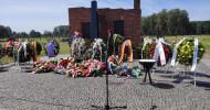 """""""Wir alle dürfen nicht länger verschweigen, verharmlosen oder wegschauen"""" / Gemeinsames Gedenken an die Opfer der Schoa und des Völkermordes an Sinti und Roma in Auschwitz (FOTO)"""
