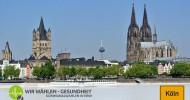"""Kölner OB-Kandidat Detjen: """"Städtische Kliniken bleiben in kommunaler Hand"""" Datensammlung der """"heimliche Grund"""" für Klinikfusion? / Diskussion um Hangar für Rettungshubschrauber und Weihnachtsmärkte (FOTO)"""