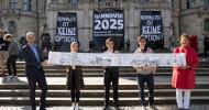 """Hannovers Science-Fiction-Bid Book: """"Ein Buch aus der Zukunft für die Zukunft"""" / Hannover als """"Agora of Europe"""" auf dem Weg zur Kulturhauptstadt Europas 2025 (FOTO)"""