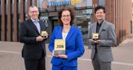 Thyssengas ist ausgezeichneter Arbeitgeber und erhält erstmals Top-Job-Award (FOTO)