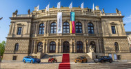 Benefizkonzert von SKODA AUTO und Tschechischer Philharmonie zur Unterstützung der Hinterbliebenen von Opfern der COVID-19-Pandemie (FOTO)