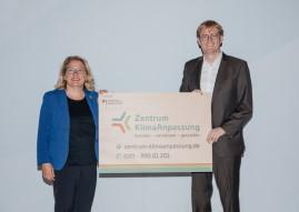 Unterstützung für Kommunen und soziale Einrichtungen durch neues Zentrum KlimaAnpassung / Bundesumweltministerium gibt den Startschuss (FOTO)