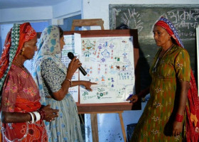 Das Hunger Projekt: Frauenabgeordnete in Indien gestalten die Zukunft ihrer Dörfer