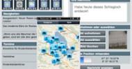Preiswerte iPhone-Applikation für Städte und Gemeinden