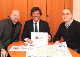 Einmaliges Öffentlichkeitsarbeitskonzept bei Feuerwehr Pohlheim gestartet