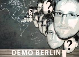 Weltweite Proteste am 27.07.3013 gegen Prism – Tempora – Indect, Bundesweit Demos in mehr als 16 Städten