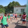 Mit Sport in Neukölln gegen Gewalt – Innensenator besucht Präventionsprojekt