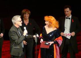 KulturForum Europa (KFE) verlieh in Berlin den European Tolerance Award an Romy Haag